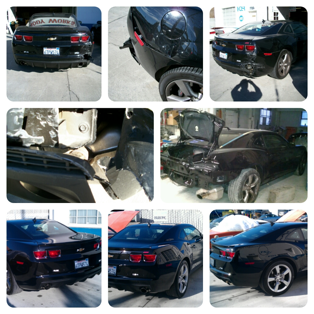 Five Star Auto >> Five Star Auto Body And Paint Work Performed By Five Star